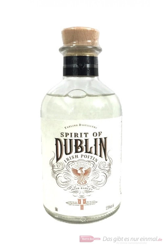 Teeling Irish Poitin Spirit of Dublin