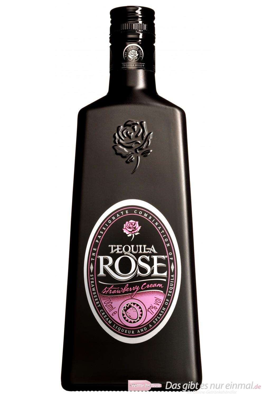 Tequila Rose Cream Liquer 17% 0,7l Flasche