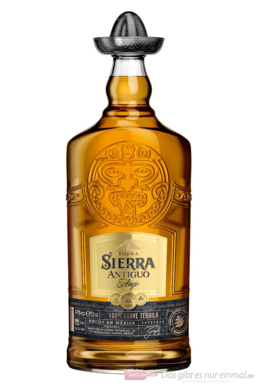 Sierra Tequila Antiguo 0,7 l
