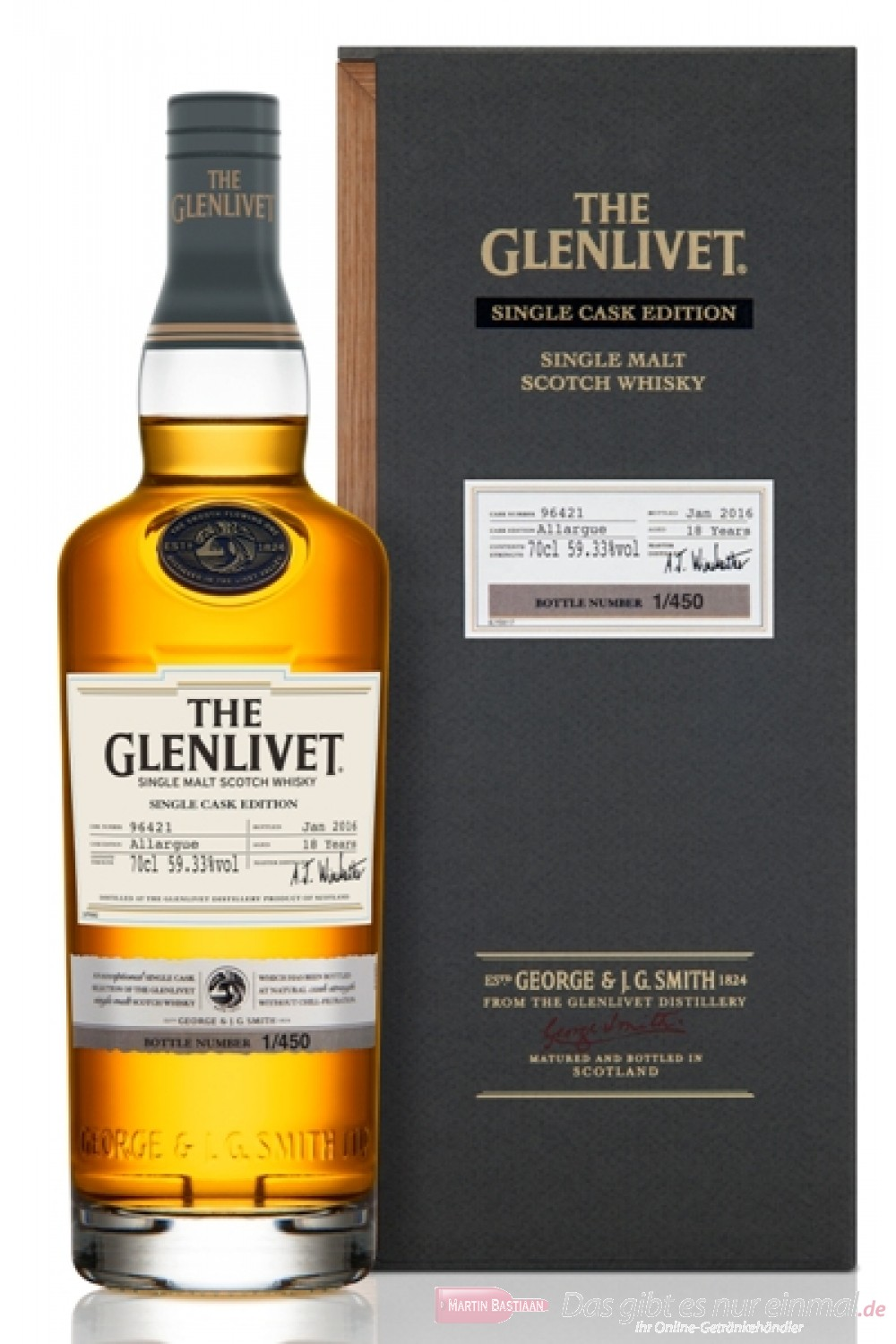 The Glenlivet Single Cask