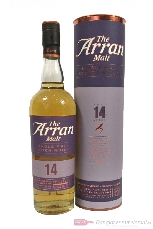 The Arran Malt 14 Years