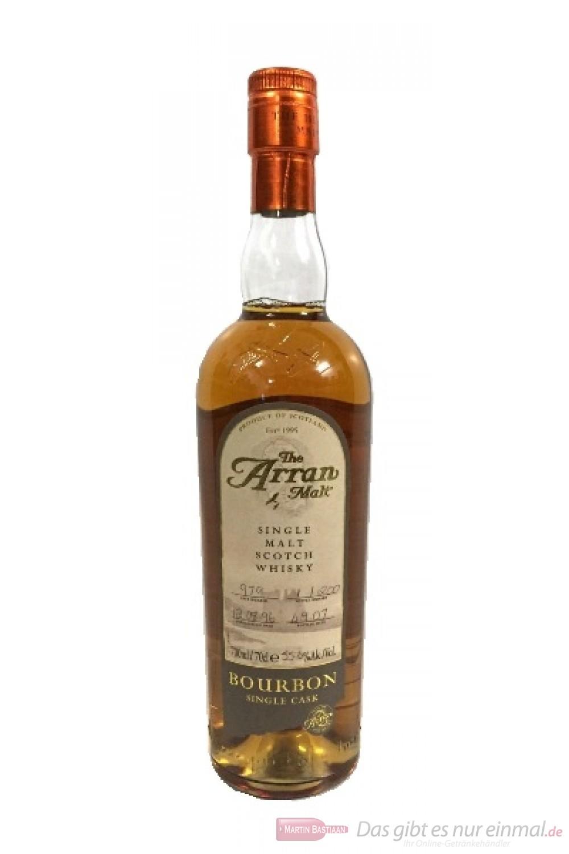The Arran Bourbon Single Cask 55,6%