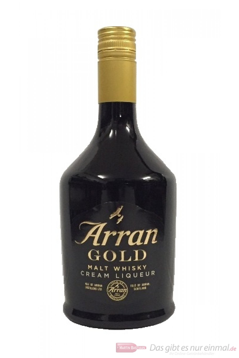 The Arran Gold Cream