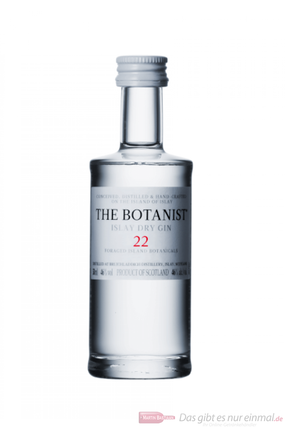 The Botanist Islay Dry Gin 0,05l