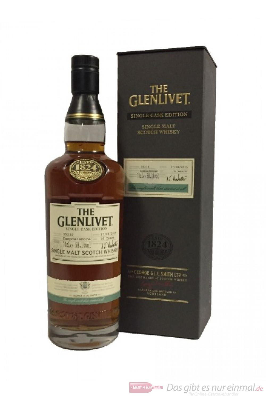 The Glenlivet Campdalemore