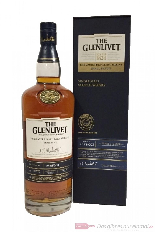 The Glenlivet Master Distillers Reserve Small Batch