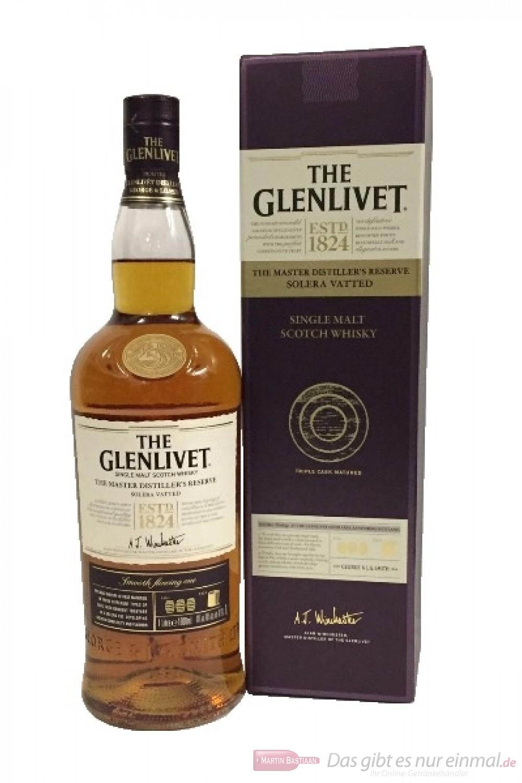 The Glenlivet Master Distillers Reserve Solera Vatted