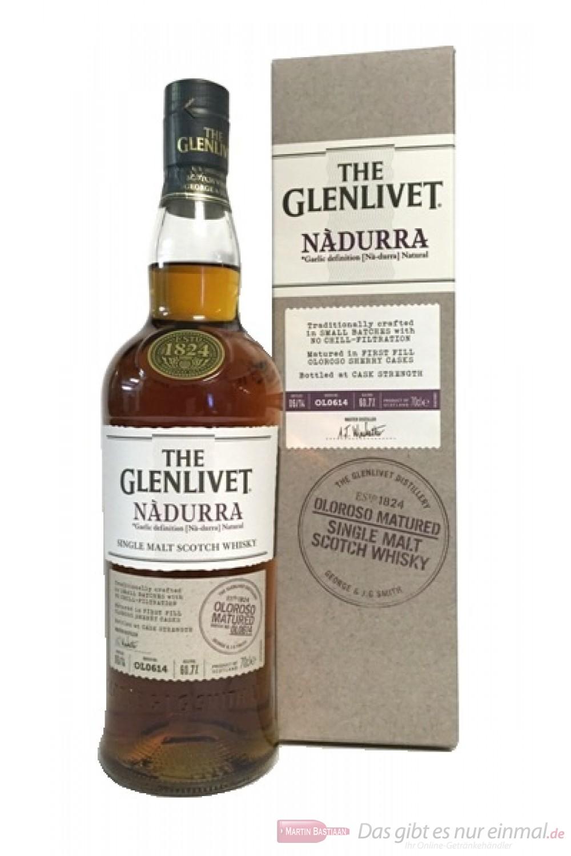 The Glenlivet Nadurra Oloroso Sherry Cask