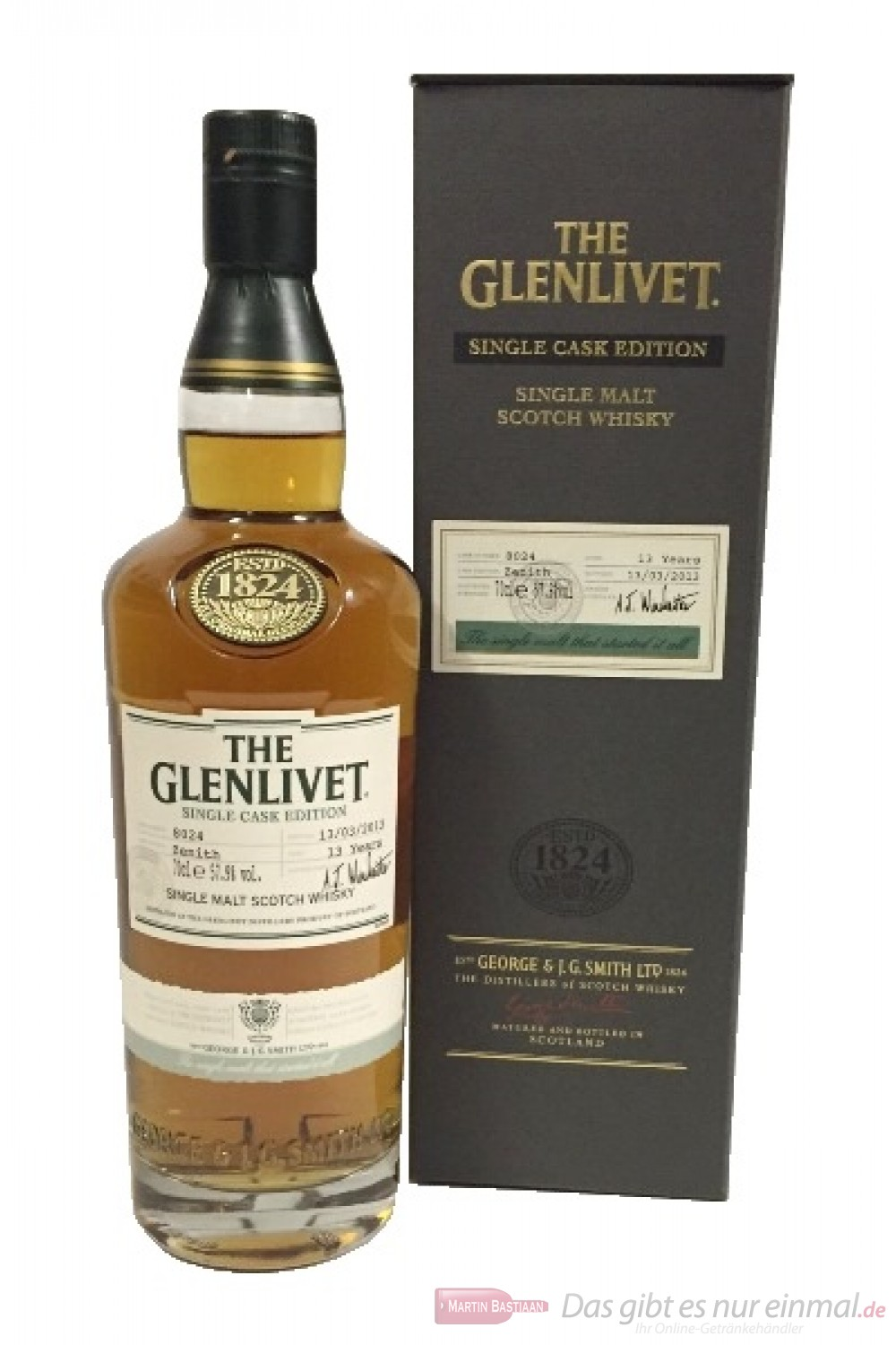 The Glenlivet Single Cask Zenith