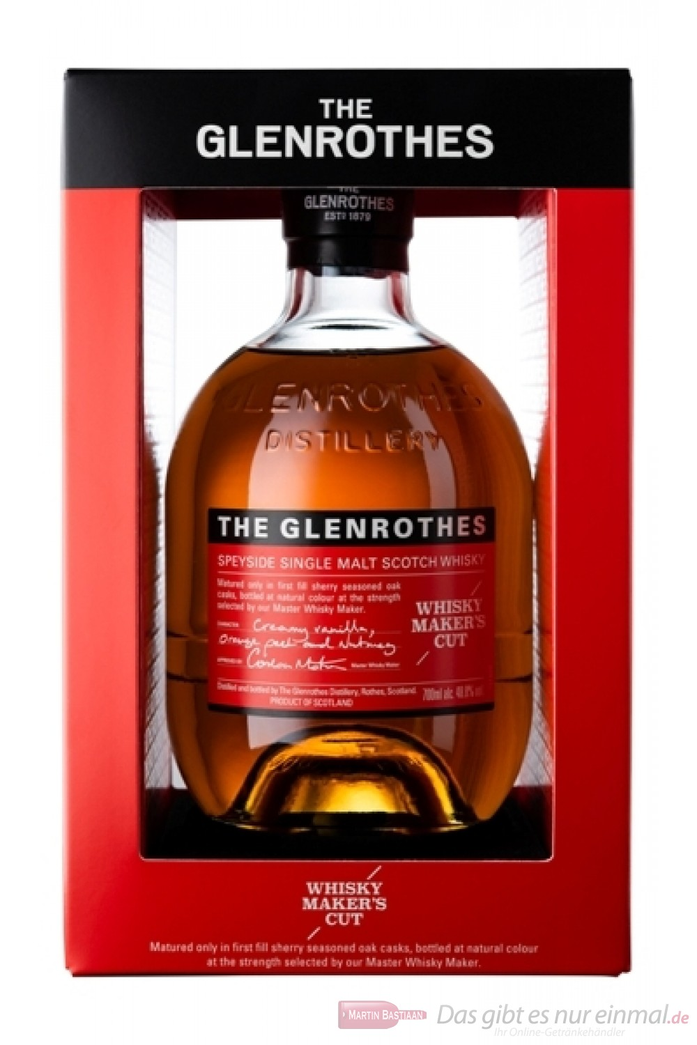 The Glenrothes Maker`s Cut