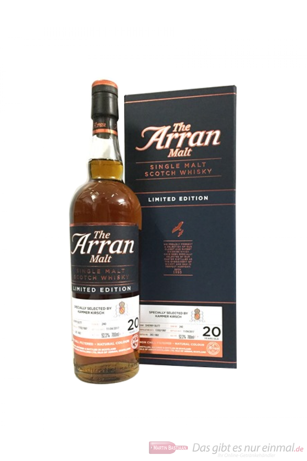 The Arran 1997 20 Years