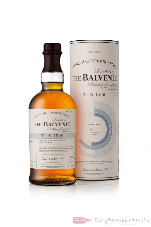 The Balvenie TUN 1509 Batch 6 Single Malt Scotch Whisky 0,7l