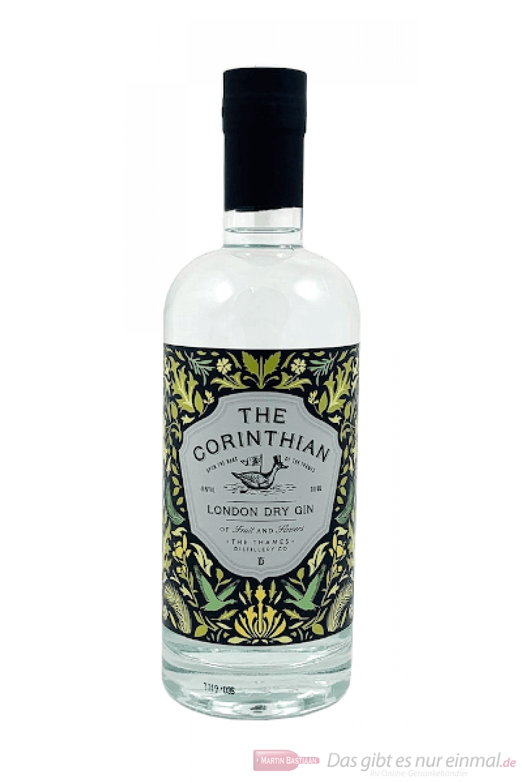 The Corinthian London Premium Dry Gin 0,7l