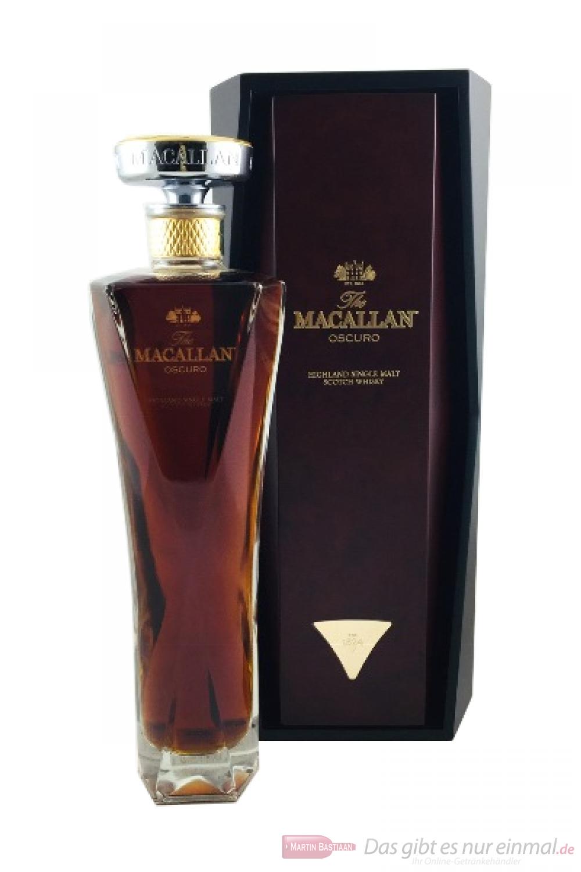 The Macallan Oscuro 2018