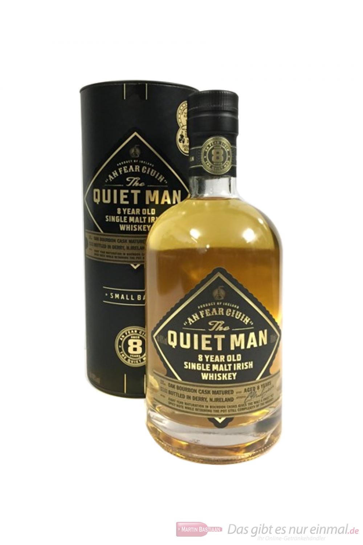 The Quiet Man An Fear Ciuin 8 Years