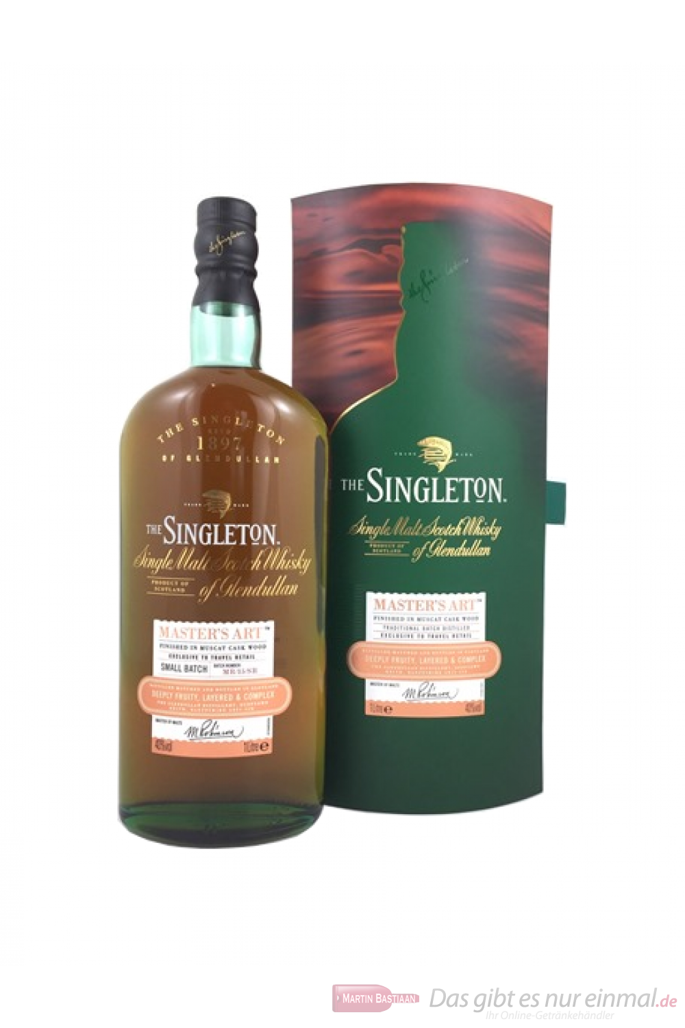 The Singleton of Glendullan Master´s Art