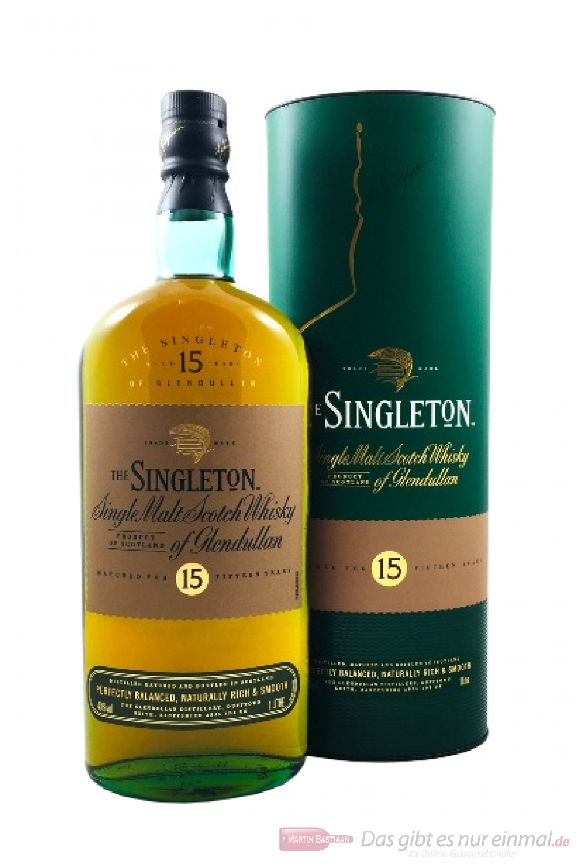 The Singleton of Glendullan 15 Jahre