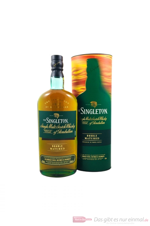 The Singleton of Glendullan Double Matured