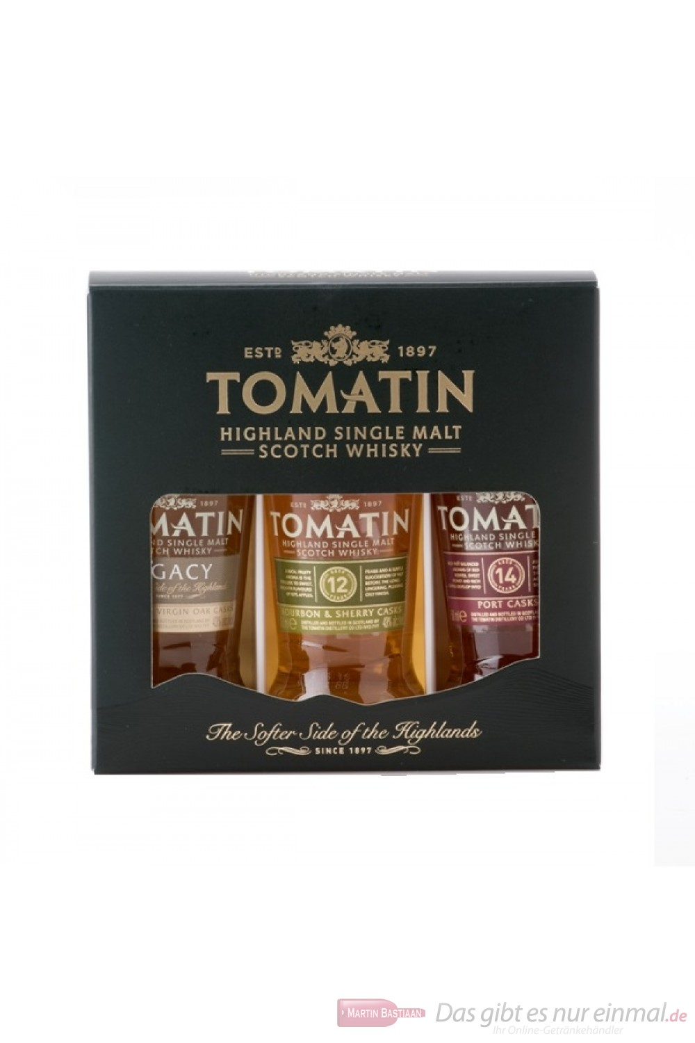Tomatin Triple Pack