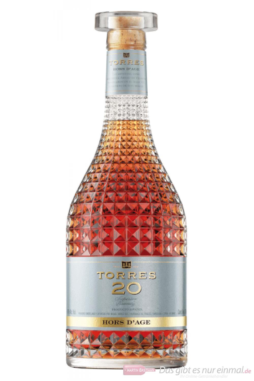 Torres 20 Hors d'Age Imperial spanischer Brandy