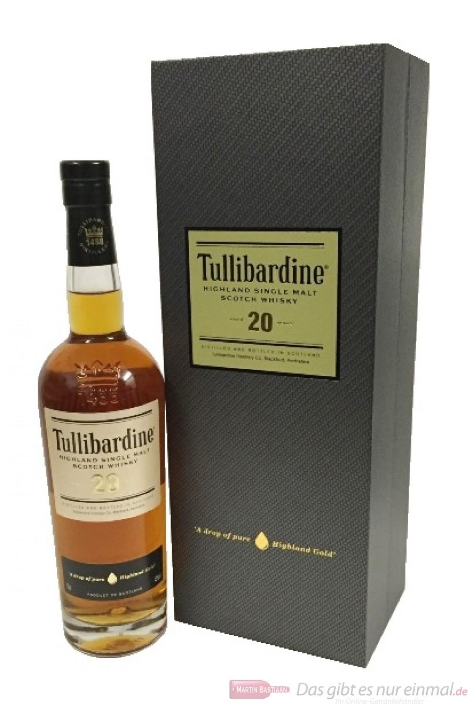 Tullibardine 20 Years