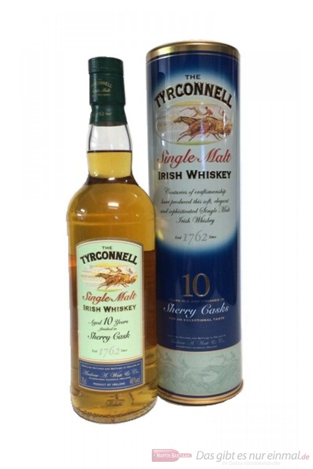 The Tyrconnell Sherry Cask