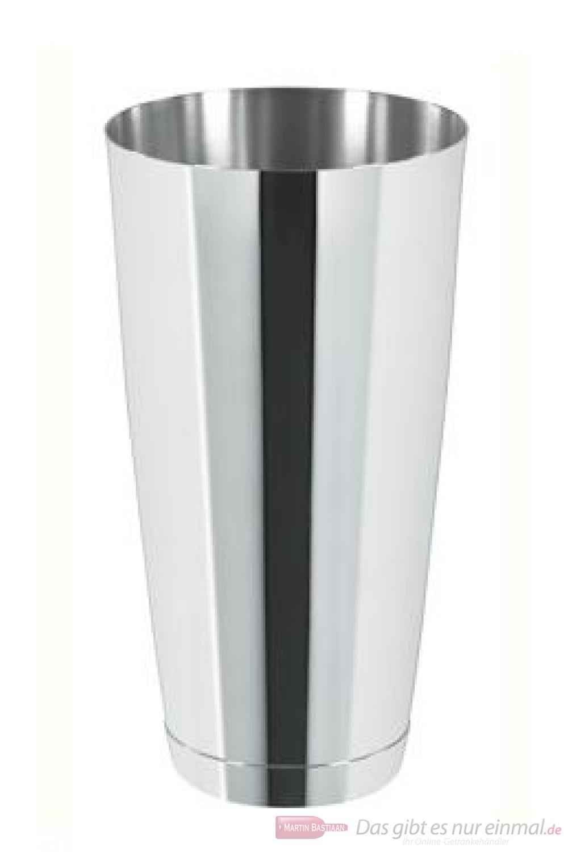 Unterteil zu Boston Shaker Edelstahl 0,828l mit VYNIL-Kälteschutz