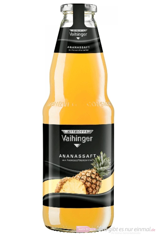 Vaihinger Ananassaft 100% Fruchtsaft 1,0l
