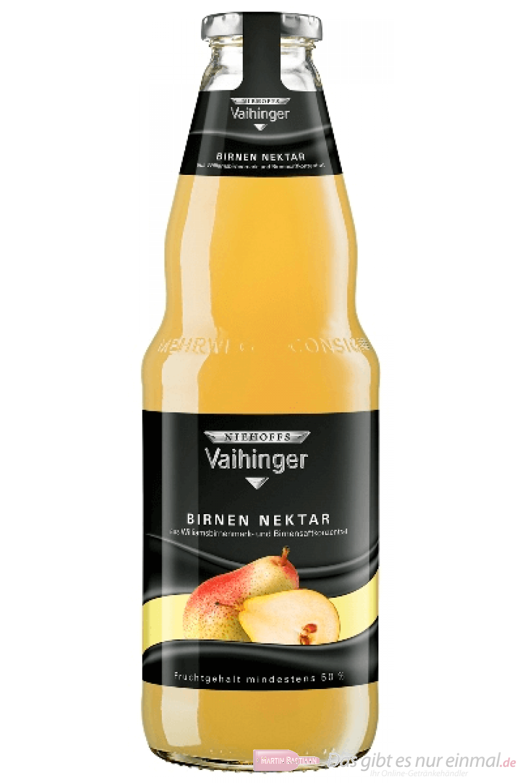 Vaihinger Birnen Nektar 1,0l Flasche