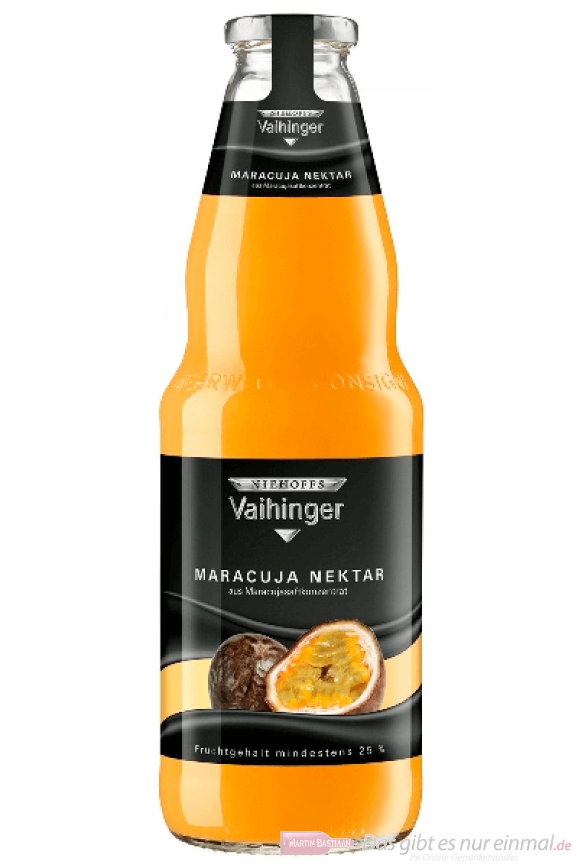 Vaihinger Maracuja Nektar 1,0l Flasche
