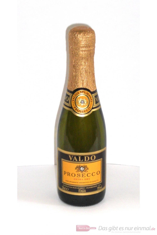 Valdo Prosecco Spumante Mignon 11 % 24-0,2 l Piccolo Flasche