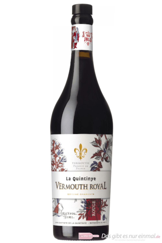 La Quintinye Rouge Vermouth 0,75l