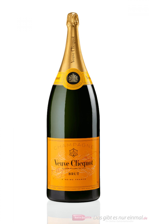 Veuve Clicquot Champagner Brut Nebuchadnetzar 15l