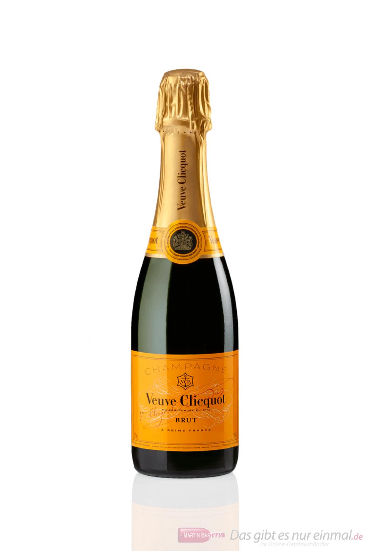 Veuve Clicquot Brut Champagner 0,375l