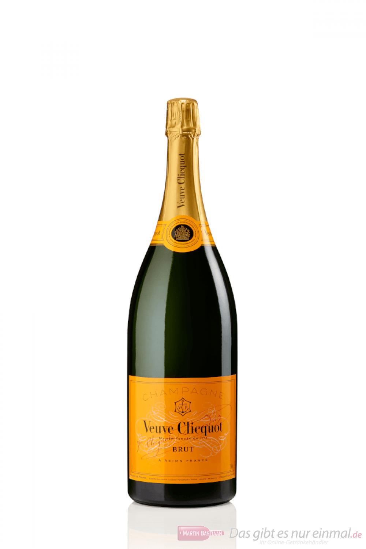 Veuve Clicquot Champagner Brut Jeroboam 3,0l
