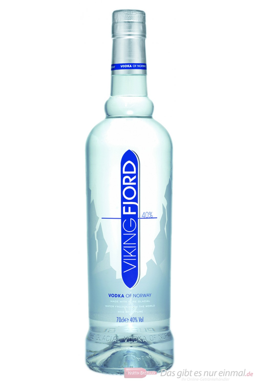 Viking Fjord Wodka 40 % 0,7 l Flasche Vodka