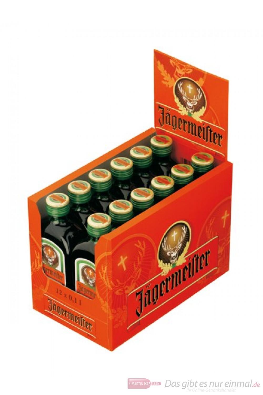 Jägermeister 12-0,10l