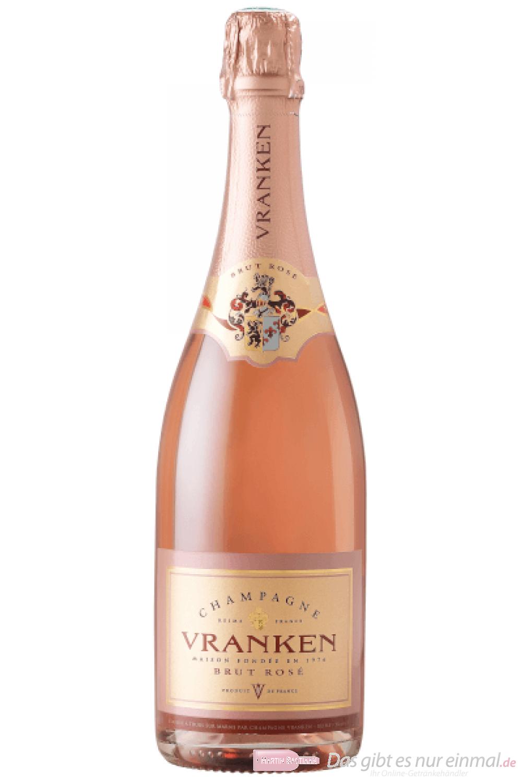 Vranken Rose Brut Tradition Champagner 0,75l