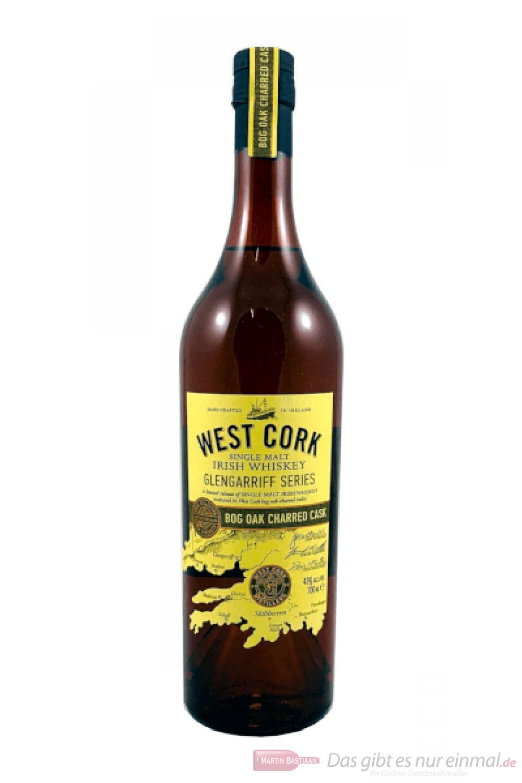 West Cork Glengarrif Bog Oak Single Malt Irish Whiskey 0,7l