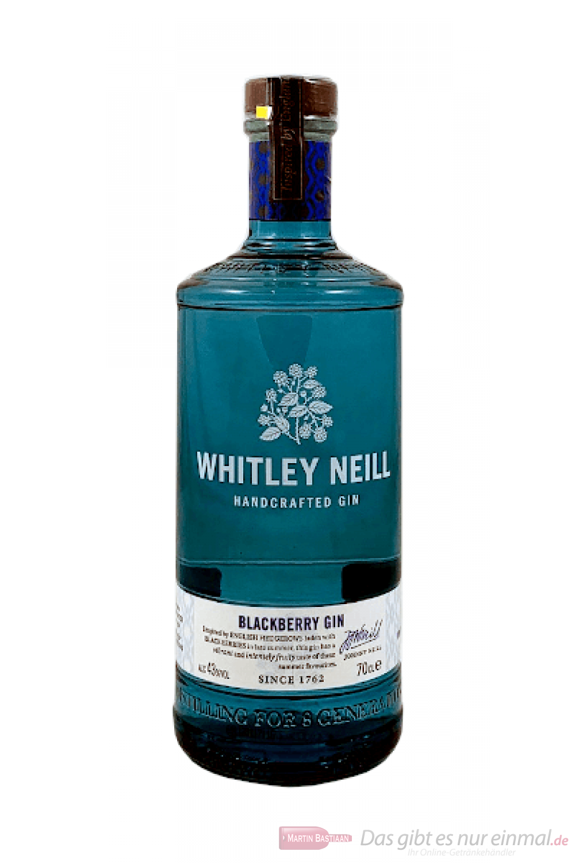 Whitley Neill Blackberry Gin 0,7l