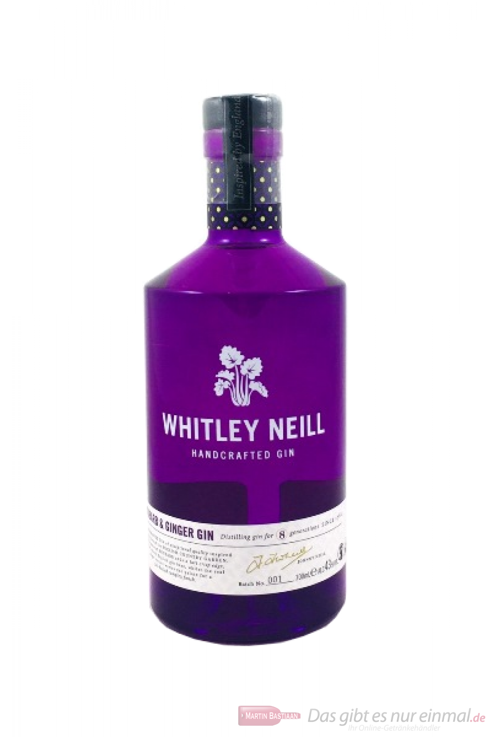 Whitley Neill Small Rhubarb & Ginger