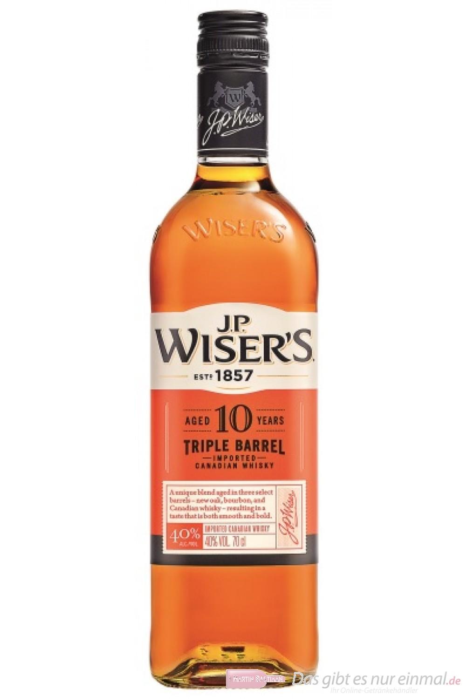 J.P. Wisers 10 Years
