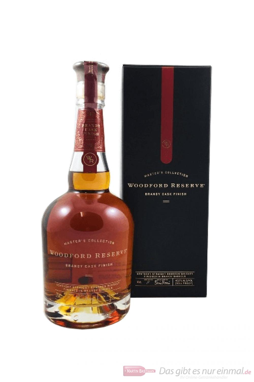 Woodford Reserve Brandy Cask Finish