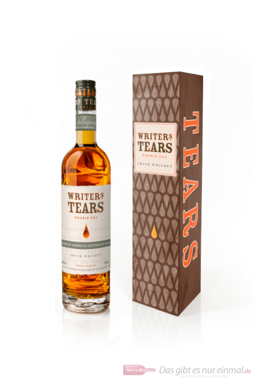 Writers Tears Double Oak Irish Whiskey 0,7l