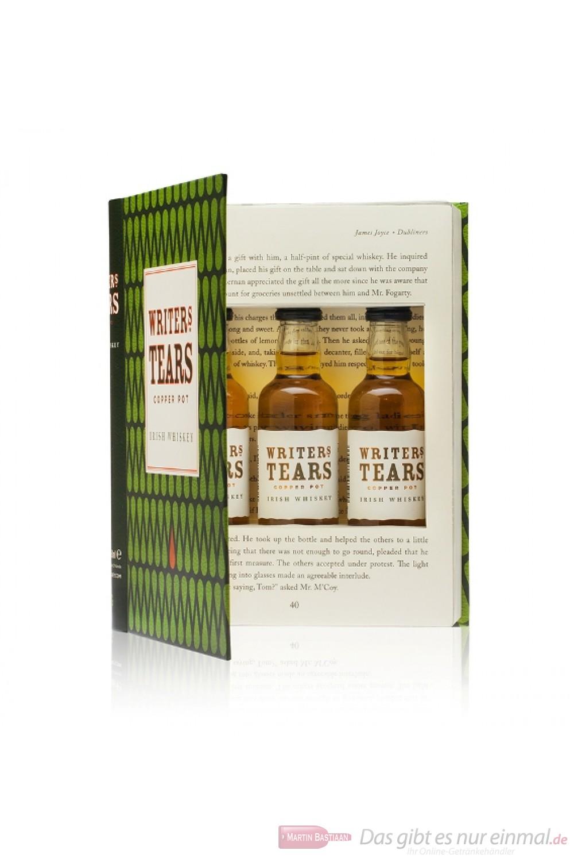 Writers Tears Copper Pot Irish Whiskey 3-0,05l