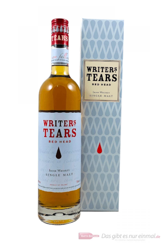 Writers Tears Red Head Irish Whiskey 0,7l