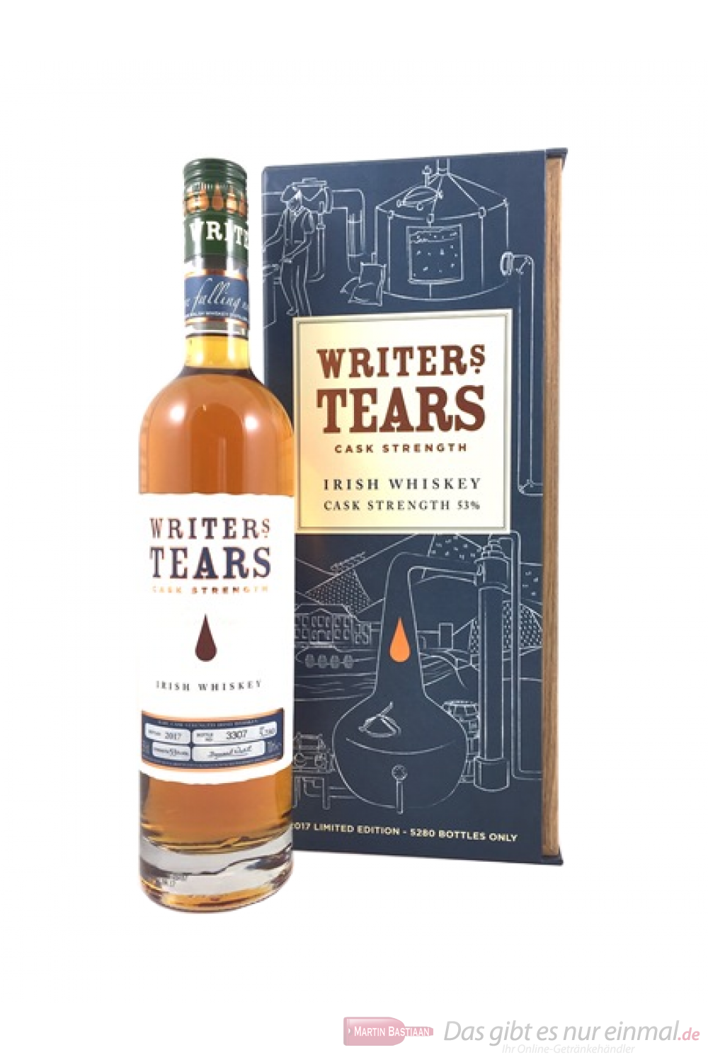 Writers Tears Cask Strenght 2017