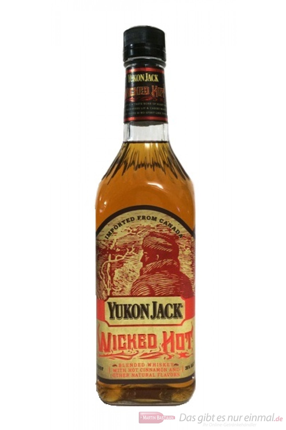 Yukon Jack Wicked Hot