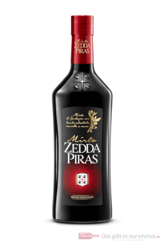 Zedda Piras Mirto Rosso Di Sardegna Likör 0,7l