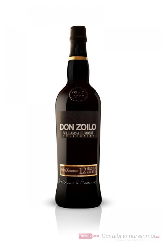 Don Zoilo Pedro Ximénez